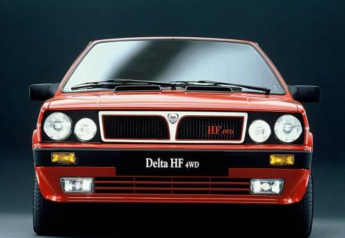 Delta HF 4WD 1987(Lancia Press)