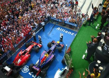 Red Bull e Ferrari surpreenderam Mercedes (Foto Getty Images)