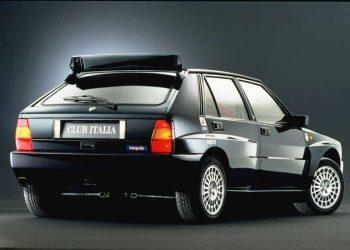 Lancia Delta Integrale 1993 (Lancia Press)