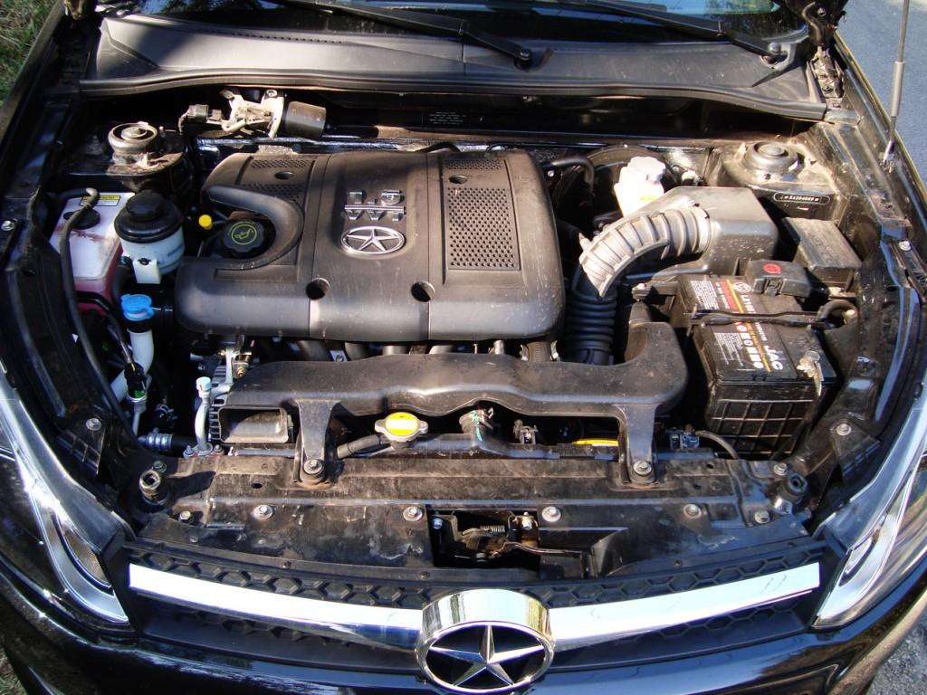 Motor elástico e com alta potência específica