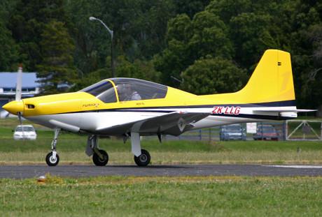 O Falco moderno, batizado Furio, em materiais compósitos (Falcomposite.com)