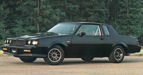 1984 Buick GN