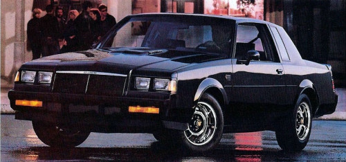 1986 Buick Regal GN