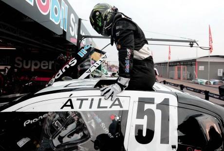 Átila Abreu pode sair da equipe atual e fazer dupla com Valdeno Brito (Foto Duda Bairros)