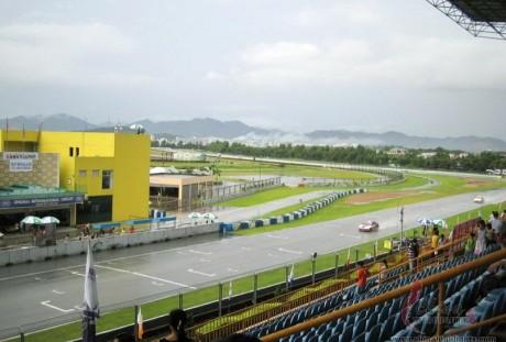 Circuito de Zhuhai só recebe provas regionais (Foto ZIC)