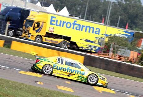 Ricardo Maurício venceu pela segunda vez em quatro provas (Foto Duda Bairros)