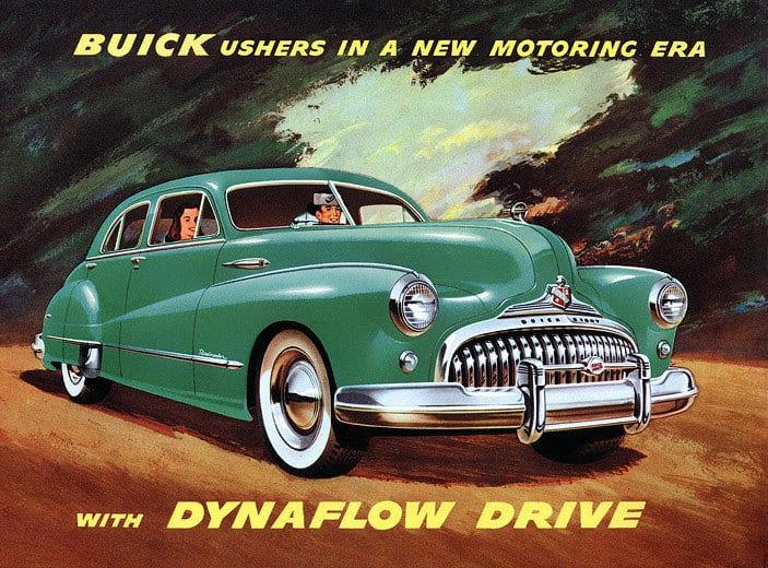 Buick Roadmaster Dynaflow