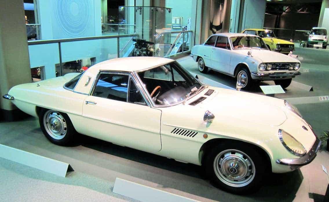 Mazda Cosmo 1965