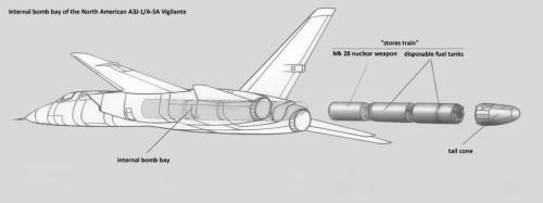 North_American_A-5A_internal_bomb_bay