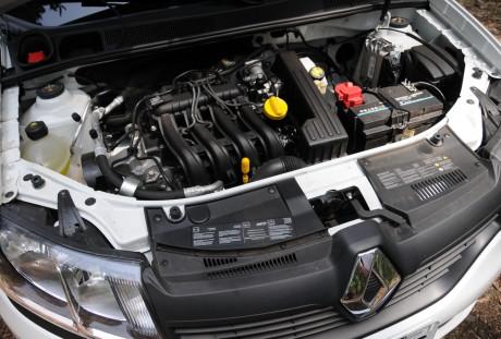 Renault Sandero Autentique 17