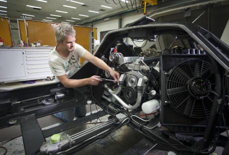 Restored Holden Hurricane