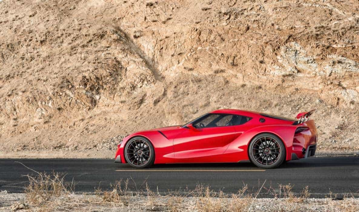Toyota FT-1 Concept (Future Toyota - 1)