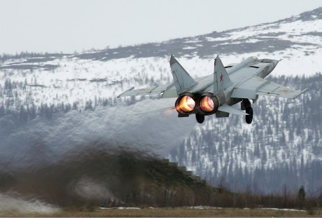 wikimedia Russian_Air_Force_Mikoyan-Gurevich_MiG-25RB_Pichugin-1