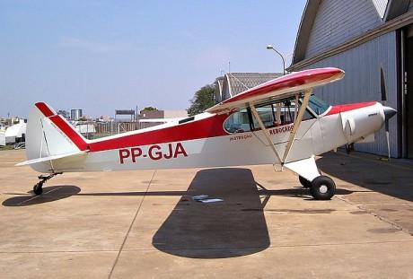 CAP4 X GJA PA18