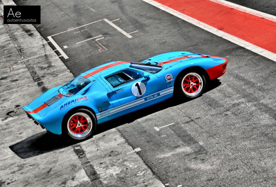 GT40 Americar - 13