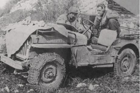 Jeep AK