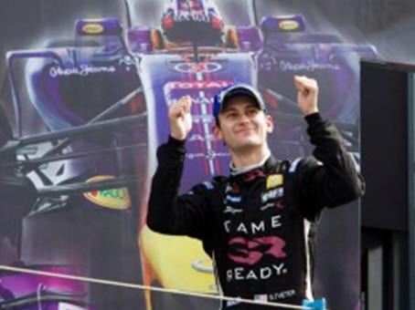 Americano Ryan Tveter foi confirmado no Europeu de F-3 (Foto Carlin Motorsport)