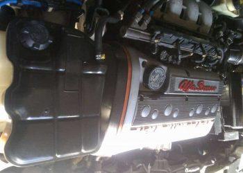 Alfa Romeo Twin Spark 2.0 (foto Autor)