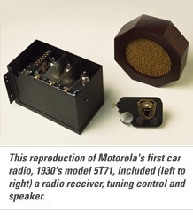 Primeiro Motorola