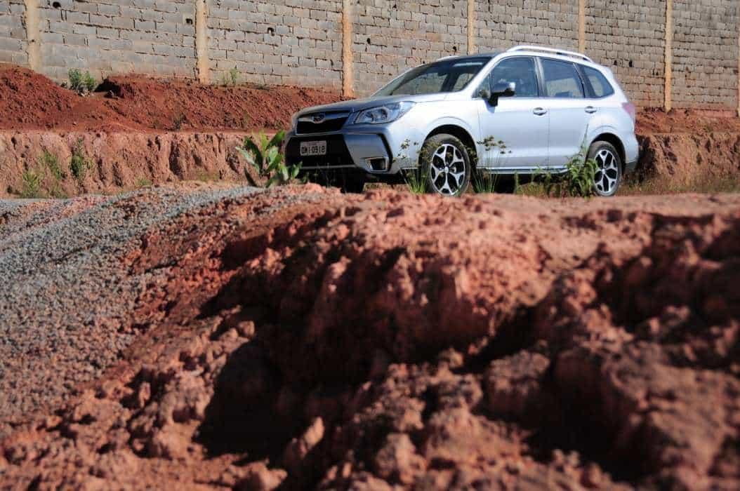 Subaru Forester XT 08