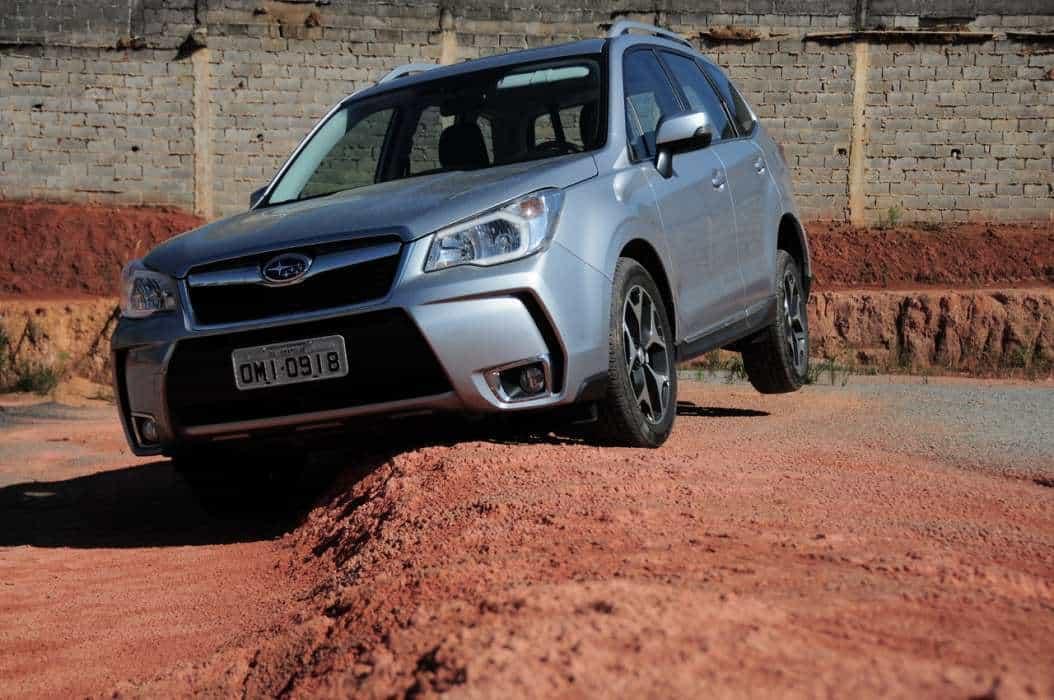 Subaru Forester XT 13