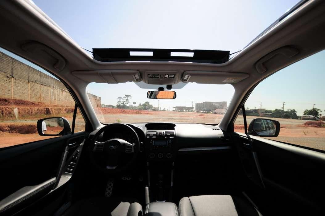 Subaru Forester XT 25
