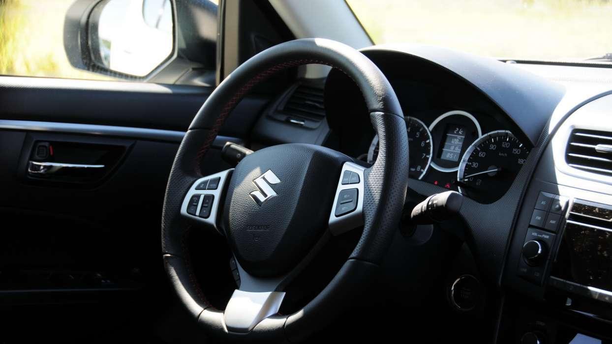 Suzuki Swift 09