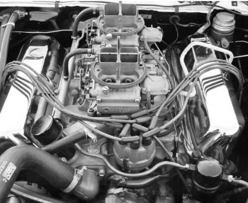 motor 427
