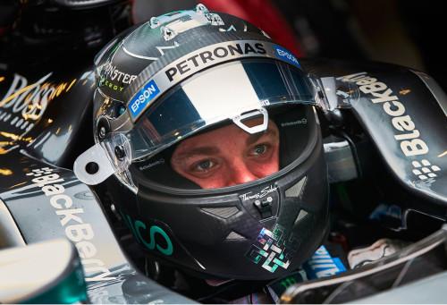Nico Rosberg (Mercedes Benz Media)