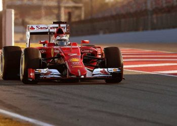 Kimi Räikkonën (Ferrari Media)
