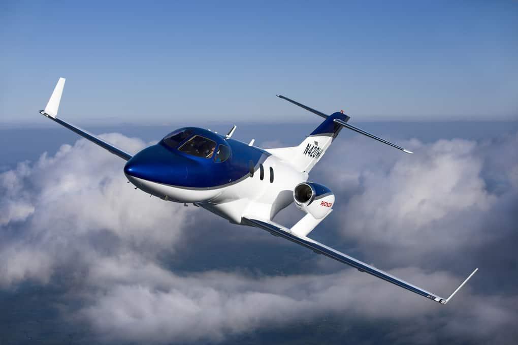 HondaJet Advanced Light Jet
