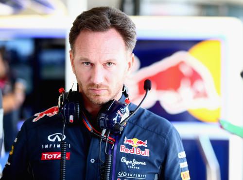 Christian Horner não anda muito satisfeito com os resultados de sua equipe (Foto Red Bull)