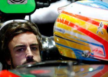 Fernando Alonso mais perto de voltar à ativa (McLaren Media Centre)