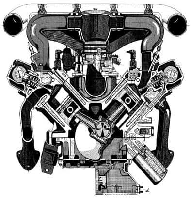 Engine Crosssection