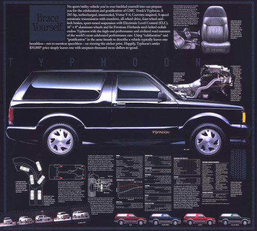 1993 GMC Typhoon Foldout-03-1937310706