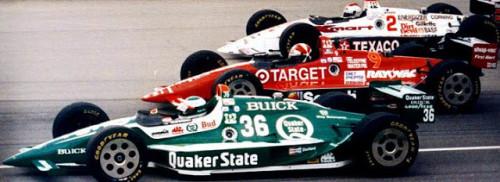 Em 1992 Roberto Guerrero alinhou na pole mas abandonou na volta de apresentação em Indy (foto Indycar)