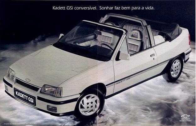 Chevrolet-Kadett-GSI-Conversivel