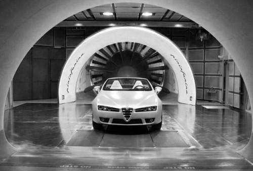 tunel de vento pininfarina