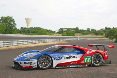Ford confirmou que inscreverá 4 carros nas 24 de Le Mans de 2016 (fot Ford)