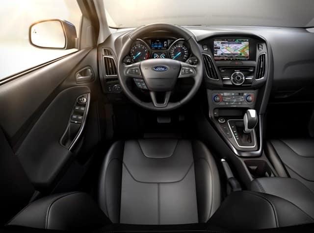 Interior Ford Focus_01 r