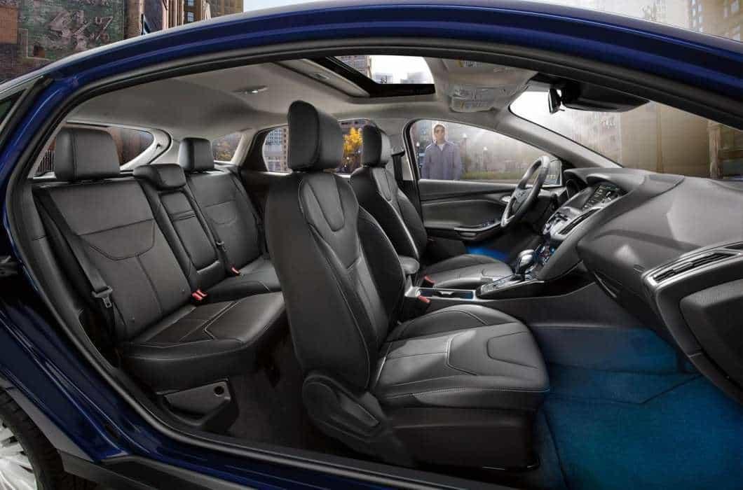 Interior Ford Focus_10