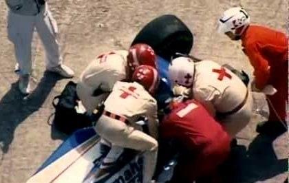 Senna atendido