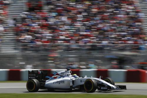 Felipe Massa fez uma de suas melhores atuações da temporada e terminou em sexto (foto Alastair Staley/Williams)