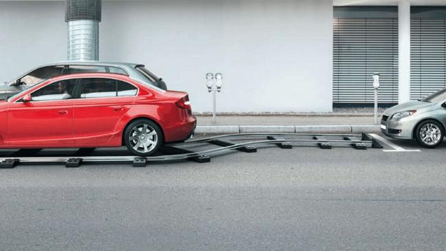 Bosch Sistema Assistente de Estacionamento 1