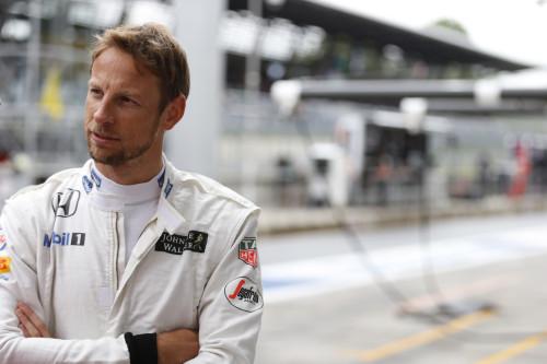 De olho em 2016, Jenson Button olha para novas paisagens (foto McLaren Media Centre)