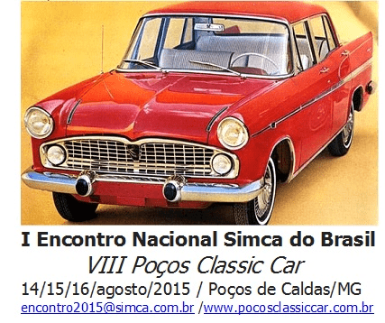 Foto Legenda 03 coluna 2815 - Cartaz evento Simca