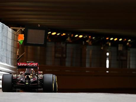Decisão da Renault é luz no fim do túnel para a Lotus (foto Lotus F1 Team)