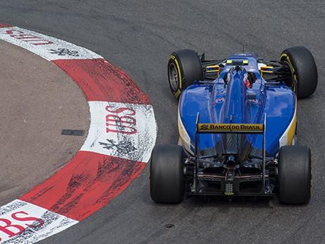 Sauber pode ser obrigada a dar meia volta no seu longo relacionamento com a Ferrari (foto Sauber)
