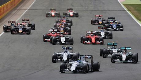 Williams, de Massa e Bottas, é a melhor entre as equipes sem motor próprio (foto Williams/LAT)