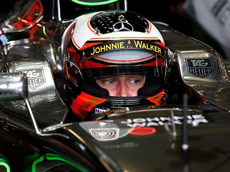 Stoffel Vandoorne já está com um pé na F-1 desde 2014 (foto McLaren Media Centre)